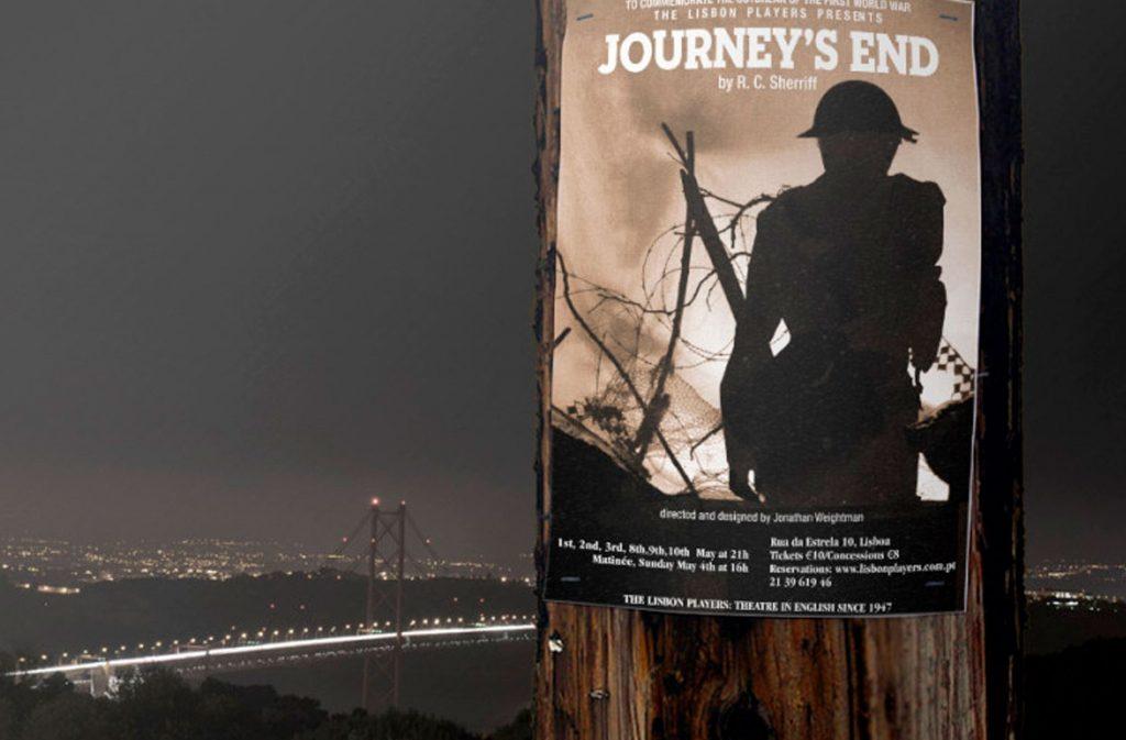 cartaz JOURNEY'S END